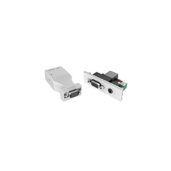 Transmisor de VGA por cable FTP Vision