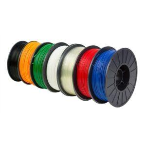 Cartucho de filamento ABS Negro