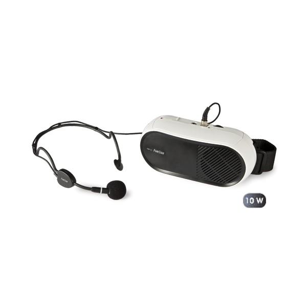 Sistema de Amplificador personal con micrófono