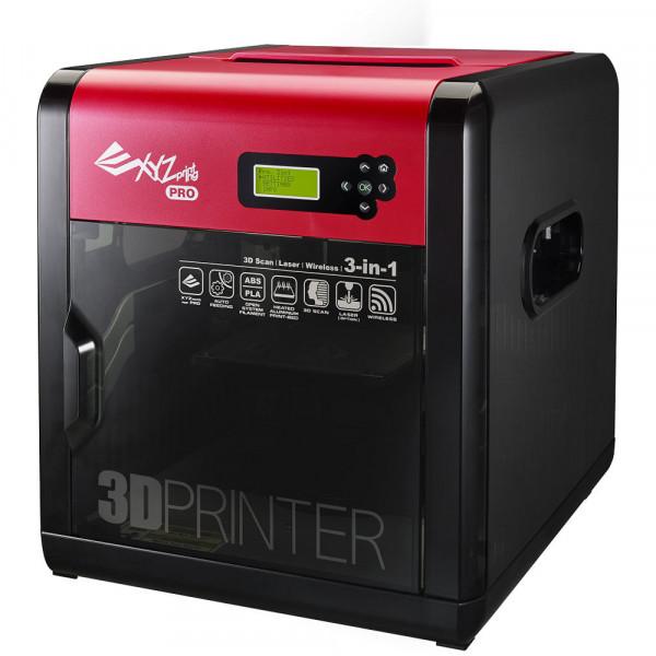 Impresora 3D XYZPrinting DA VINCI 1.0 PRO